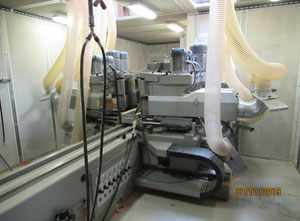Used Balestrini CP90/8 Wood milling machine