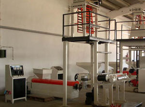 Esmak 2002 Extrusion - Single screw extruder
