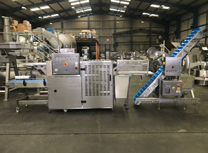 Arcall / Urschel - Cheese production, wrapping and portioning machine