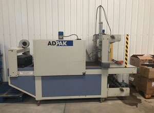 Adpak Montpack A700 SHRINK WRAPPER SLEEVE WRAPPER MACHINE