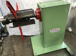 Atkin Manual 2 Ton / 2000kg Decoiler with Mandrel Expansion