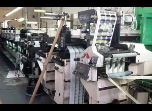 Nilpeter MO 3300 Label printing machine
