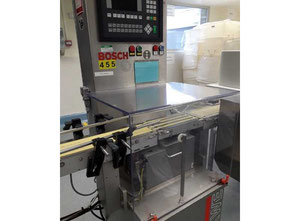 BOSCH KWE 3000 Checkweigher