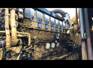 Caterpillar 3616 Generator set