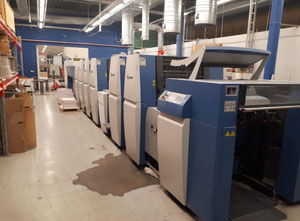 KBA RAPIDA 75 - 4 + L SW2 Offset four colours