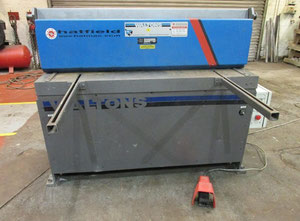 Walton WPG-1250-3 mechanical shear