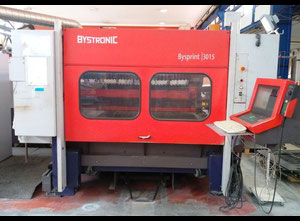 Bystronic CO2 laser 3015 laser cutting machine