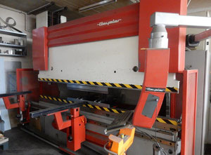 Beyeler PR 8 150To x 3100 Press brake cnc/nc
