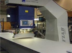 Soudeuse haute fréquence Fiab 1400L