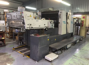 Offset due colori Roland MP 104