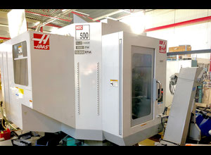 Haas MDC-500 TWIN Machining center - palletized
