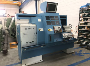 Tokarka CNC MOMAC SC 230