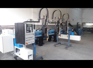 Termal Otomasyon Makina Termal Schneidemaschine - Plasma / gas