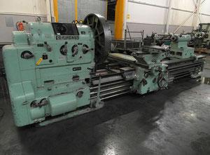 Torno grande capacidad Oerlikon DM4S 550