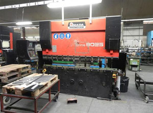 AMADA PROMECAM HFB 80/2500 Abkantpresse CNC/NC