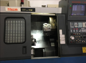 Mazak Super Quick Turn 10M Drehmaschine CNC
