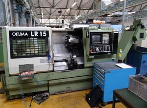 Okuma LR 15 Drehmaschine CNC