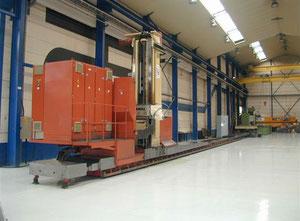 Butler Newall LE 20.000 Portal milling machine