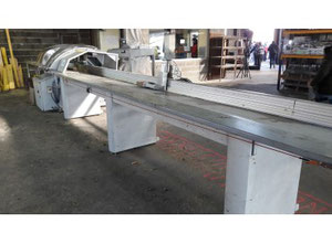 STROMAB CT 600 Used cross-cut optimizing saw