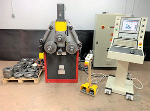 Tauring Delta 60 CNC-8 Profile bending machine