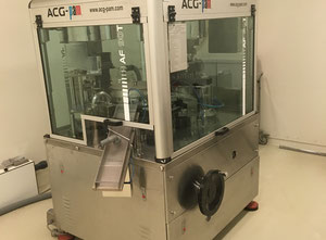 Used ACG-PAM AF90T Capsule filling line