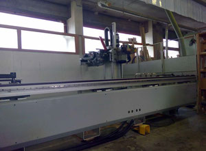 Marzani EURO 85 Wood CNC machining centre