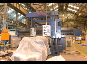 Noble Lund P/RLMA Portal milling machine