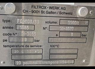 Filtrox-Werk FOM 106/69 P90307055
