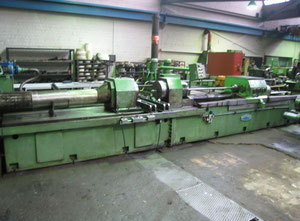 Hegenscheidt  Deep hole drilling machine