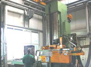 Mandrinadora CNC TBT E 320-1-1800