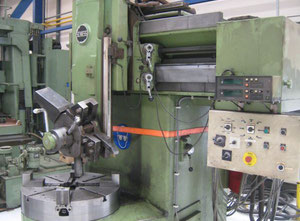 Schiess  vertical turret lathe