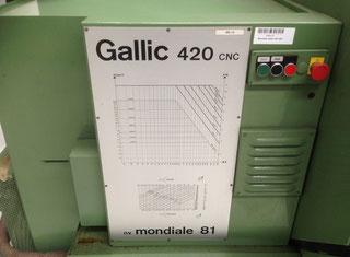 Mondiale Gallic 420CNC P90308090