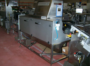 Semi-Automated inspection machine for syringe SEIDENADER V90-AVSB/60-RL