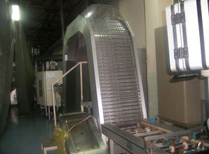 Line of Hollow Wafers Type Ball Rocher Haas Swank 32 G Year 2002