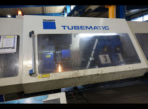 Trumpf TUBEMATIC laser cutting machine