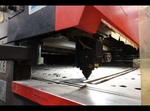 Impianto taglio laser Amada Alpha II/LC2415A2