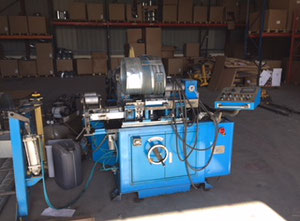 Wammes Tubeformer Sheet metal machine