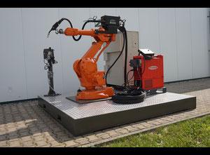 ABB IRB 2400 M2000 Schweisszelle Industrieroboter