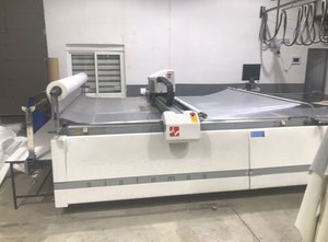 Investronica QUARTZ Automated cutting machine