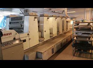 Adast Dominant 856P+L 5 Farben Offsetdruckmaschine