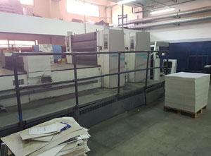 Roland 702 + L Offsetdruckmaschine 2 Farben