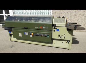 SCM BASIC 2 Gebrauchte Kantenanleimmaschine