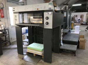 Heidelberg SM 74-2H Offset two colours