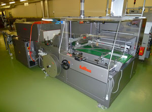 Kallfass MGZ 400 shrink wrapper