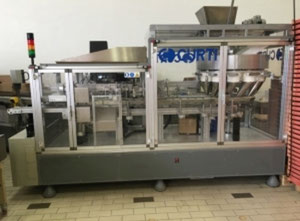 Curti 1001 DX Cartoning machine / cartoner - Vertical