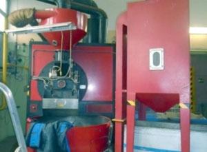 Stroj na pražení kávy Sta impianti Futura K60