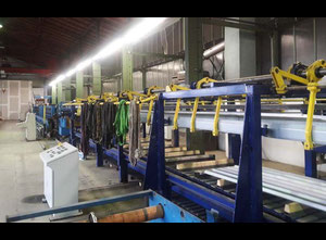 Arnold Trapezoidal sheets production line