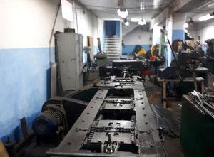 Schumsg Aachen G1 TypR Broaching machine