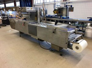 Multivac R-5100 Thermoforming - Form, Fill and Seal Line