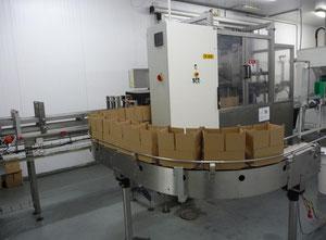 Tecma Pack EYV1200 Kistenpackmaschine